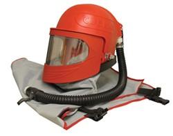 Clemco Strahlhelm APOLLO 600 mit Regulierventil und_
