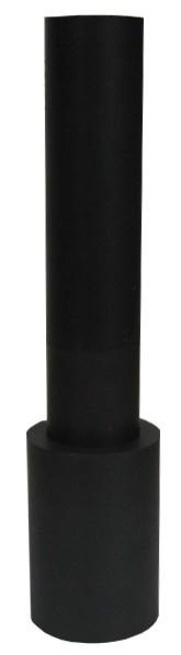 Borcarbid-Druckstrahldüse VDL 32 VENTURI, ø 12 mm x 160 mm,_
