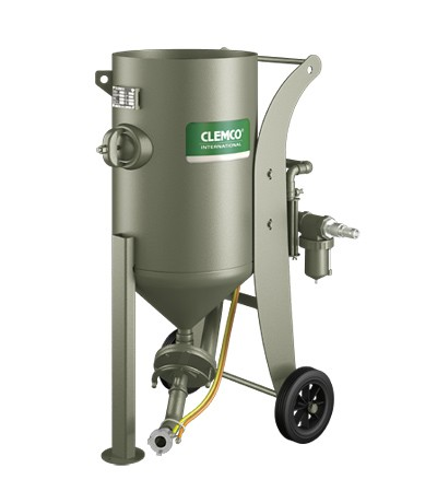 Clemco Strahlkessel SCW-2048 (140 L)_