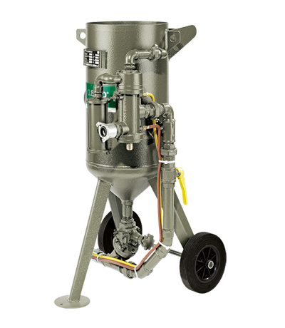 Clemco Strahlkessel SCW-1440 (50 L)_