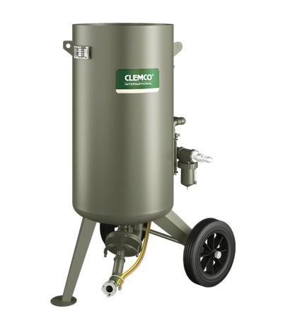 Clemco Strahlkessel SCW-2460 (300 L)_