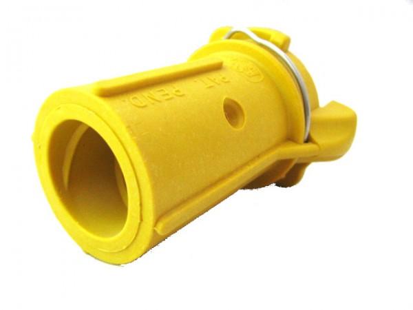 Schlauchkupplung CQP-3/4 aus Nylon für Schlauch 19 x 7 mm_