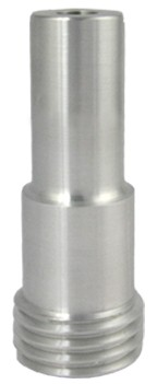 Borcarbid-Druckstrahldüse VDL 32 VENTURI,  ø 10 mm x L 165_