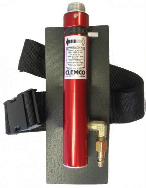 CLEMCO Climate Control Tube CC (Klimagerät zum Heizen und_