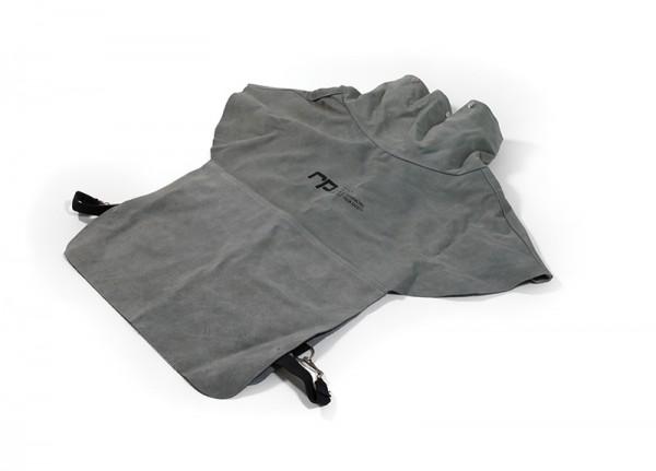 Leder-Schutzcape für Strahlhelm NOVA 2000_