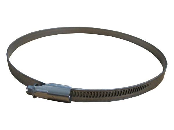 Hochleistungs-Schlauchschelle (Schneckengewindeschelle) aus_