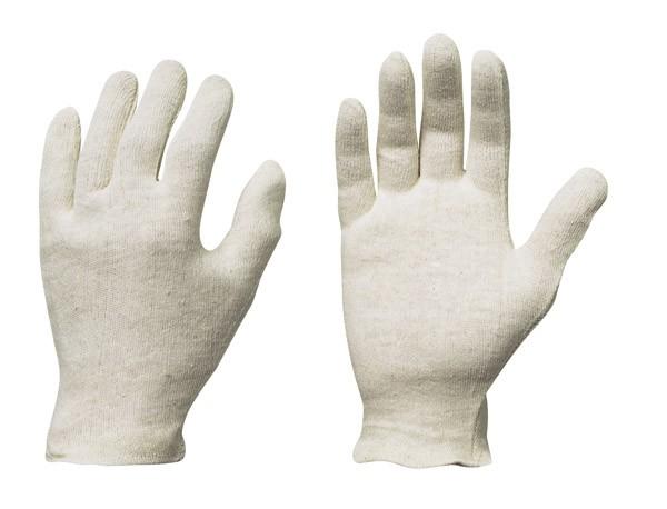 Handschuhe Baumwolle-Trikot Unterziehhandschuh_