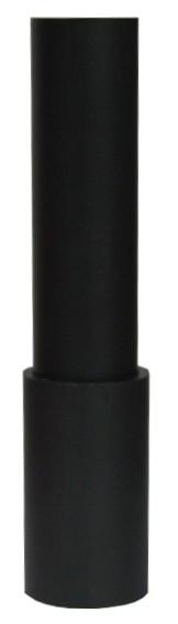 Borcarbid-Druckstrahldüse VDL 25 VENTURI, ø 4 mm x L 135_