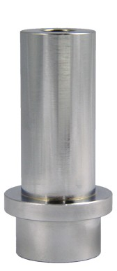 Borcarbid-Strahldüse Standard, Typ N, in STAHL-Mantel, Bund_