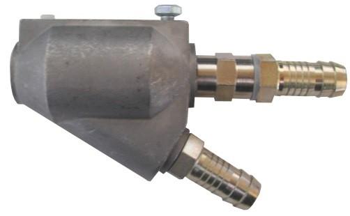 Injektor-Kleinstrahlkopf mit  Luftdüse ø 1,5 mm, für_