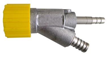 """Strahlpistole """"POWER-SHOT"""" Typ 100 mit  Luftdüse ø 2 mm_"""