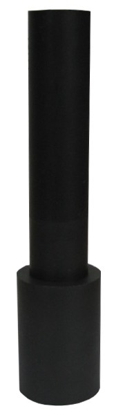Borcarbid-Druckstrahldüse VDL 32 VENTURI, ø 16 mm x 160 mm,_