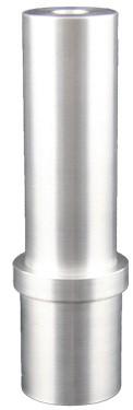Borcarbid-Druckstrahldüse VDL 25 VENTURI, Länge 125 mm,_
