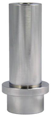 Borcarbid-Strahldüse Standard, Typ N11, im STAHL-Mantel,_
