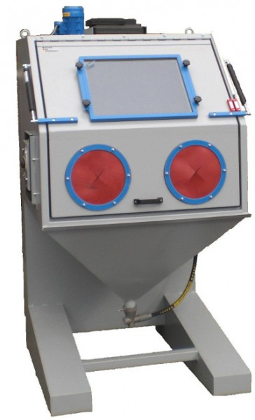 Injektor-Strahlkabine Typ IS 100_