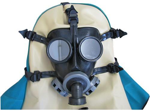 Schutzmaske für Sandstrahler ACS 951_