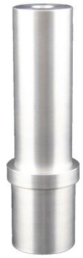 Borcarbid-Druckstrahldüse VDL 25 VENTURI, ø 6 mm x L 125_