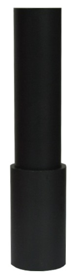 Borcarbid-Druckstrahldüse VDL 25 VENTURI, ø 5 mm x L 135_