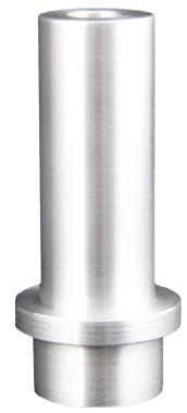 Borcarbid-Strahldüse Standard Typ N16, in ALU-Mantel, Bund_