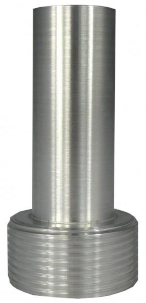 Borcarbid Strahldüse ø 7 mm, im Alumantel, _