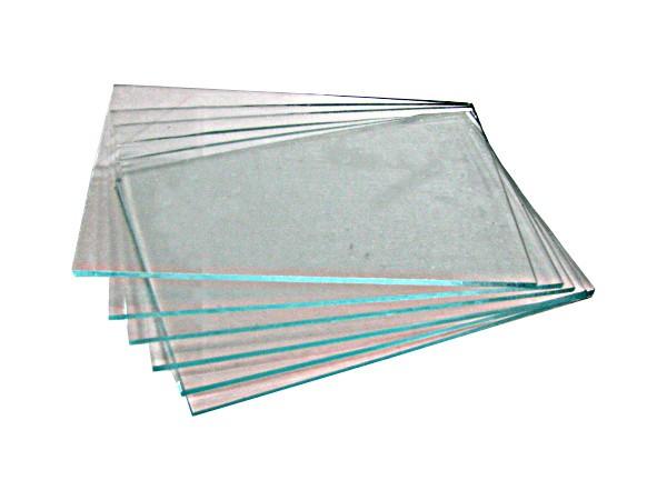 Glasvisier 165 x 110 mm für COMMANDER & ZGH und Ekastu C4, _