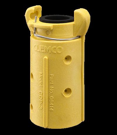 Schlauchkupplung CQP-3 aus Nylon für Schlauch 38 x 9 mm_