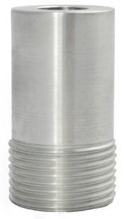 Wolframkarbid-Strahldüse CT 6, ø 10 mm x L 45 mm, mit_