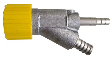 """Strahlpistole """"POWER-SHOT"""" Typ 100 mit  Luftdüse ø 6 mm_"""