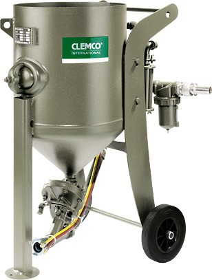 Clemco Strahlkessel SCW-2040 (100 L)_