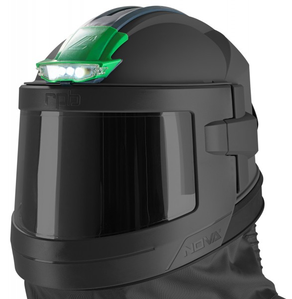 L4 LED-Helm-Lampe für Nova 3_