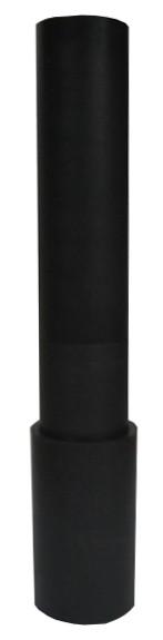 Borcarbid-Druckstrahldüse VDL 25 VENTURI, ø 10 mm x L 160_