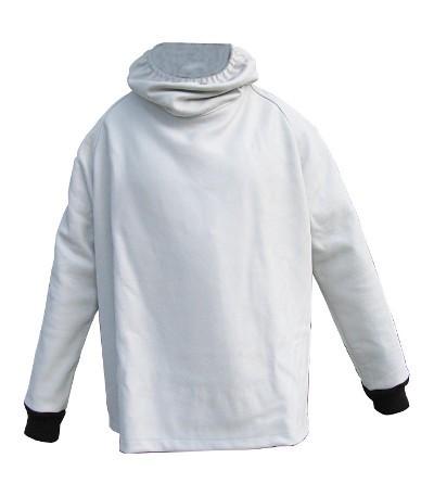 Jacke aus Leder (inkl. Kragendichtung), für COMMANDER und_