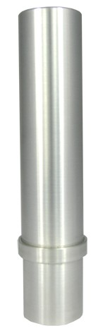 Borcarbid-Druckstrahldüse VDL 25 VENTURI, ø 14 mm x 165 mm,_