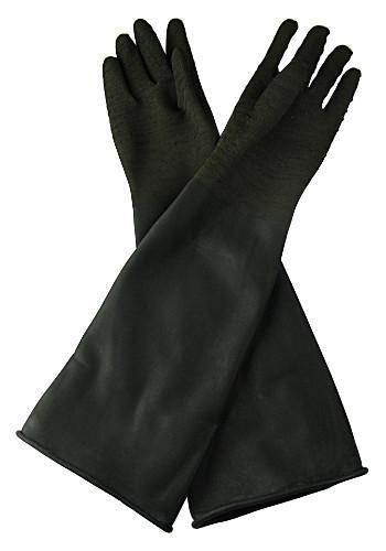 Sandstrahlhandschuhe 600mm lang Handschuhe für Sandstrahlkabine Sandstrahlen