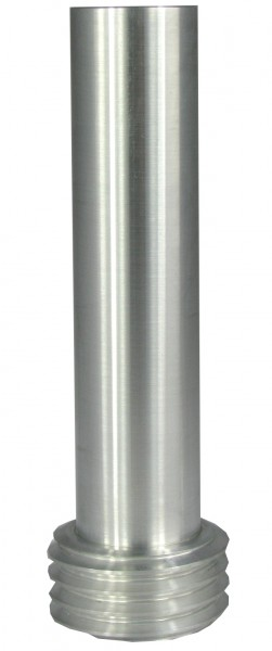 Borcarbid-Druckstrahldüse VDL 25 VENTURI, ø 8 mm x L 165_
