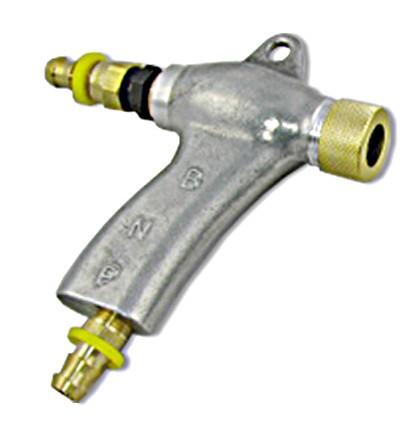 Strahlpistole BNP mit Luftdüse Nr. 5  für Strahldüsen ø 8 mm_