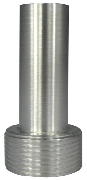 Borcarbid Strahldüse ø 10 mm, in ALUMINIUMMANTEL, G 1_