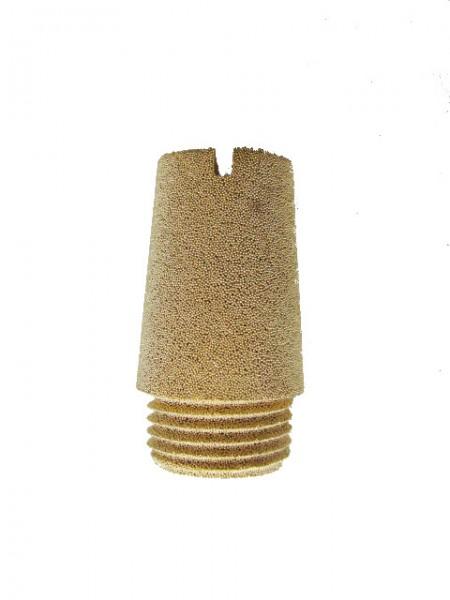 Schalldämpfer für Strahlgerät DYNAMIC 25 und 45 Liter_
